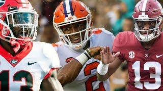 Download The Best of Week 2 of the 2018 College Football Season - Part 1 Video