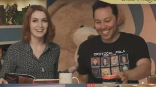 Download Scanlan Songs + Felicia Day Moments - Episode 19 - Critical Role Video