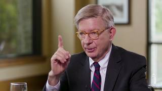 Download George F. Will is the umpire on politics and baseball Video