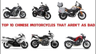 Download Top 10 Chinese Motorcycles That Aren't As Bad As You Think! Video