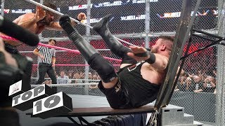 Download Wildest moments inside Hell in a Cell - WWE Top 10 Video