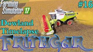 Farming Simulator 2017 Mods - Claas Lexion 780 TT Combine Harvester
