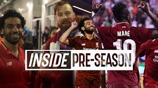 Download Inside Pre-Season: Liverpool 2-1 Man City | Salah, Sheamus and Trevor Noah in New Jersey Video