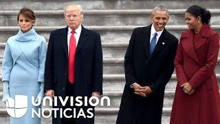 Download Las diferencias entre Trump y Obama en tres gestos Video