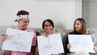 Download NEVER HAVE I EVER CHALLENGE WITH GRANDMA!!! Video