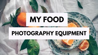 Download My Food Photography Equipment & How my photos looked like when I started shooting Video