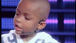 Download Romain 5 ans le petit génie du Foot Video