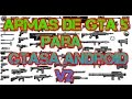 Download ESPECIAL 200: Armas de GTA V para GTA sa Android V2 Video