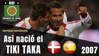 Download EL DÍA QUE NACIÓ LA ESPAÑA DEL TIKI TAKA (2007) ⚽ Video