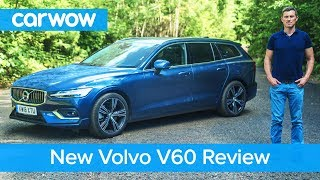 Download Volvo V60 2019 in-depth review | carwow Video