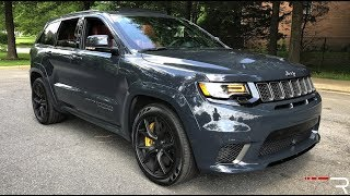 Download 2018 Jeep TrackHawk – A 707 HP Dragster You Can Daily Drive Video