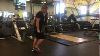 Download Romanian Deadlift Lunge Video