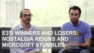 Download E3's Winners and Losers: Nostalgia Reigns and Microsoft Stumbles Video