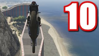 Download FLIPPING OUT WITH CUSTOM VEHICLES! | GTA 5 #10 Video
