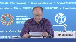 Download Human Capital Index Launched at the 2018 World Bank-IMF Annual Meetings Video