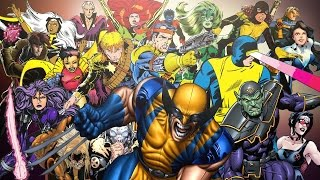 Download Every X-Man Ever Video