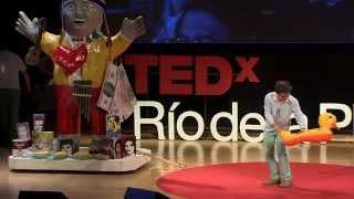 Download Sub realismo criollo | Marcos Lopez | TEDxRiodelaPlata Video