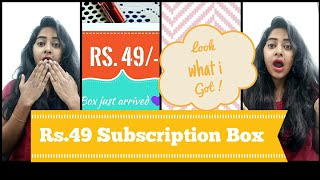 Download *New*Backstagedressingroom  Rs 49 Subscription box   India   get more for less Video