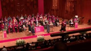 Download Graduating from King's College London Video