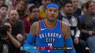 Download Oklahoma City at Cleveland from 01/20/2018 Video