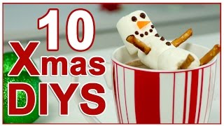 Download 10 EASY Christmas DIY Ideas You Need To Try! Video