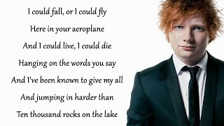 Download Dive - Ed Sheeran (Lyrics) Video