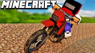 Download Minecraft Mods: Motocross no Minecraft - Mod Dirtbike Video
