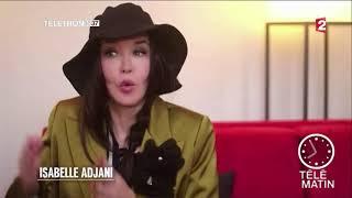 Download Isabelle Adjani dit tout sur sa métamorphose Video