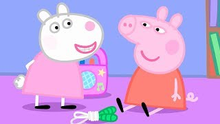 Download Peppa Pig English Episodes in 4K | Peppa's Classroom Fun! Peppa Pig Official Video