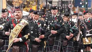 Download Remembrance Day Vancouver Canada - SOLDIERS PARADE Video