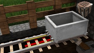 Download Minecart Trip - Realistic Styled Minecraft Animation (Ep. 8) Video