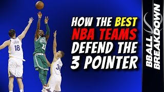 Download How The BEST NBA Teams Defend The 3 POINTER Video