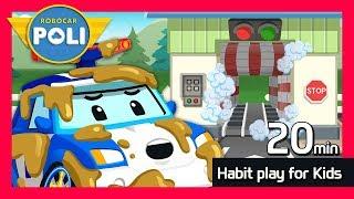 Download Habit play for Kids | 20min | Robocar Poli Game Video