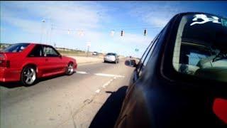 Download 5.0 Mustang vs Honda Accord Street Race Video
