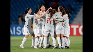 Download Japan 1-0 Australia (AFC Women's Asian Cup 2018: Final) Video