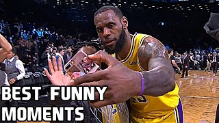 Download LeBron James BEST FUNNY MOMENTS Video