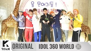 Download IDOL 360 WORLD(아이돌360월드): MONSTA X(몬스타엑스) Fighter [360VR] Video