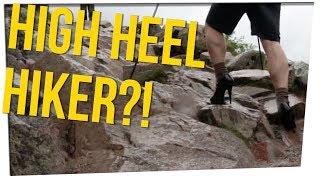 Download Teen Climbs Highest British Mountain in 5″ Heels ft. Silent Mike & Noah Fleder Video