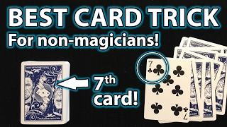 Download BEST MAGIC CARD TRICK for ANYONE Revealed! (Card at Random Number!) Video