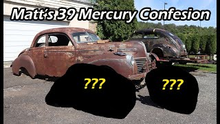 Download 1939 Mercury Coupe Confession - A Build Is Coming Video