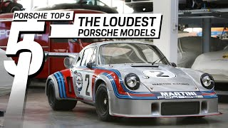Download Porsche Top 5 Series: The loudest Porsche models Video