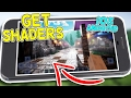 Download How to Get Shaders in Minecraft Pocket Edition 1.0.3+! iOS Android! Video