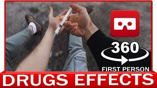 Download 360° VR VIDEO - DRUGS EFFECT - Experience in First Person View - POV - T2 TRAINSPOTTING Video