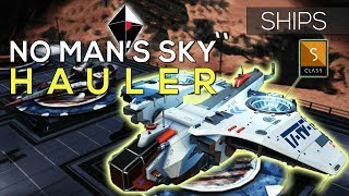 Download Transport your cargo with those S-Class Haulers (include Portal Addresses) in No Man's Sky Video