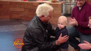 Download A Toddler Fighting Cancer Gets a Huge Surprise - from Guy Fieri! Video