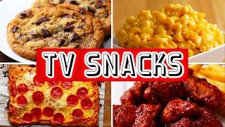 Download 6 Snacks For Binge-Watching TV Video
