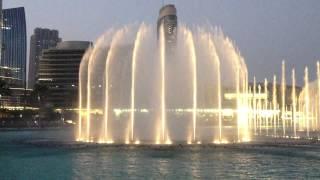 Download Dubai Fountain 2013 - Baba Yetu Video