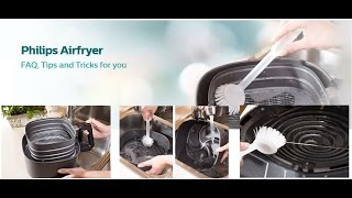 Download Philips Air fryer: How to clean Air fryer Video