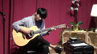 Download Englishman in New York - Sungha Jung (live) Video