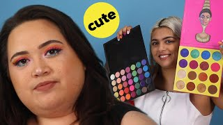 Download Friends Swap Makeup Looks for a Day Video